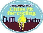 Il logo della campagna lanciata dal 'Cities fit fot cycling'
