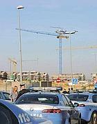 Pattuglie e un elicottero della Ps braccano il terzo bandito (Proto)