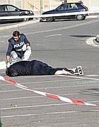 Il corpo di Angelotti,