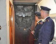 La porta dell'appartamento (Proto)