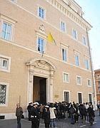 La chiesa di S. Apollinare a Roma, a due passi da piazza Navona (Proto)