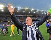 Nell'ultima stagione Zeman ha allenato il  Pescara (Ansa)