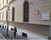 Il tribunale civile in viale Giulio Cesare a Roma