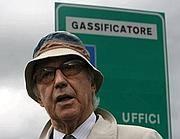 L'imprenditore Manlio Cerroni (Ansa)