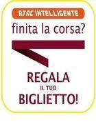 Il manifesto dei sostenitori del ticket crossing a Roma