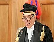 Il presidente della Corte dei Conti Salvatore Nottola (Imagoeconomica)