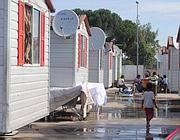 Il campo rom di via Salone (Proto)