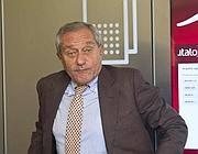 Giuseppe Sciarrone, amministratore delegato Ntv (Ansa)