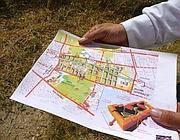 La planimetria del progetto per 3 mila nuove abitazioni (Murè)