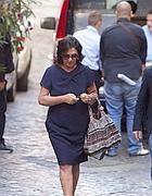 La moglie dell'ex boss della banda della Magliana Renatino De Pedis (Proto)