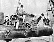 Il «maiale» usato durante la Seconda Guerra Mondiale