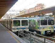 Treni della linea Roma-Lido (dal web)