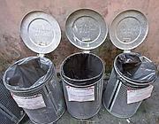 Secchi per la raccolta condominiale dei rifiuti