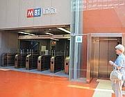 Stazione Libia, ascensore rotto (Proto)