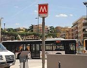 Bus navetta in sostituzione della B1, ferma per un guasto