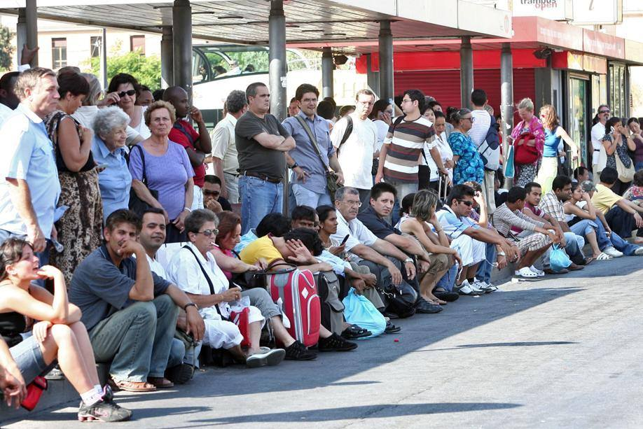 Venerd� 6 luglio sciopero, metro ferme e bus con il contagocce (Jpeg)
