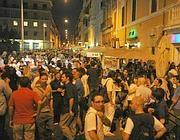 Via di San Giovanni in Laterano, cioè la gay street (Ansa