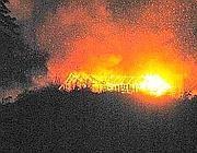L'incendio del 2007 (Proto)