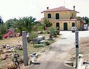 La casa dove � stato lasciato solo il bimbo (Proto)