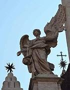 L'angelo di Sant'Andrea Della Valle
