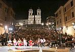 Piove, concerto rinviato - A causa del maltempo è stata rinviata a data da definirsi l'esibizione del 23 luglio di «Toccata & Fuga, vacanze romane», la kermesse musicale promossa da Roma Capitale nelle piazze del centro storico