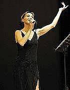 Fatima Scialdone interpreta Evita