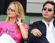 Falchi e Ricucci si sono sposati nel 2005