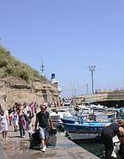 La vecchia strada del porto romano