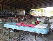 Materassi Circonvallazione Gianicolense.Dormitorio Express La Favela Di Trastevere Corriere Roma