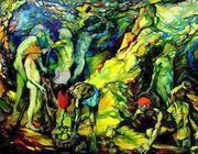 Renato Guttuso, «Zolfara»