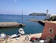 Un'immagine del porto