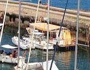 Una carretta del mare nel porto romano