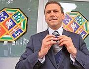 Il presidente del Consiglio regionale Mario Abbruzzese (Jpeg)
