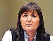 La presidente della Regione, Renata Polverini (Imagoeconomica)