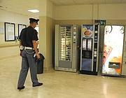 I distributori davanti ai quali il vigilante ha visto il 48enne (Proto)