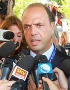 Angelino Alfano (Ansa)