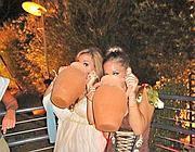 Uno degli scatti alla festa tenutasi al Foro Italico nel 2010: 2mila invitati, costo 10 mila euro