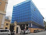 Il palazzo in via Puccini (Proto)