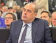 Zingaretti (Foto Jpeg)