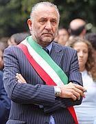 Mario Cacciotti,  sindaco di Colleferro (foto Eidon)