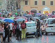 Pioggia a Roma (Jpeg)