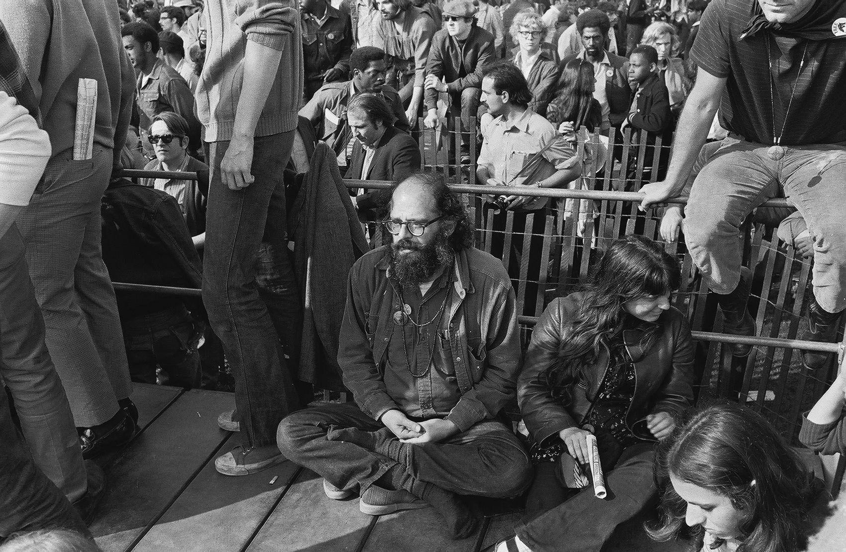 Allen Ginsberg (Fenton)