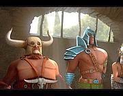 Una scena di «Gladiatori di Roma 3d»