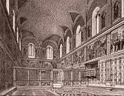 Un disegno della Sistina com'era prima dell' intervento di Michelangelo