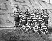 la vecchia Rugby Roma