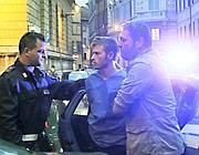 L'arresto dell'aggressore (Proto)