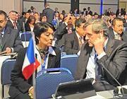 Mireille Balestrazzi al vertice Interpol a Roma: è lei il nuovo direttore (Proto)