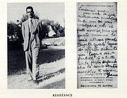 Gianfranco Mattei e il suo messaggio scritto in via Tasso prima di morire