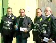L'arresto di Maruccio (Gdf)