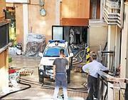 L'acqua del Tevere ha raggiunto l'ospedale Fatebenefratelli dell'Isola Tiberina (Proto)